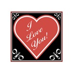 I Love You Valentines Jewelry and Gifts