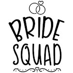 Bride Squad Stacked
