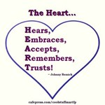 The Heart . . .