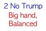 2 No Trump no bars