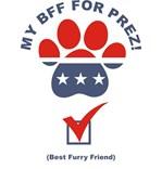VOTE Best Furry Friend (BFF)