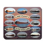 Ship Mousepads