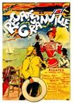 Regates De Granville Rare Vintage Print