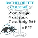 OYOOS Bachelorette Cocktail design