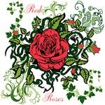 OYOOS Red Roses design