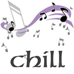 OYOOS Music Notes Chill design