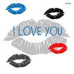 OYOOS Love Kisses design
