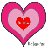 OYOOS Be Mine Valentine design