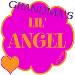 OYOOS Grandma's Angel design