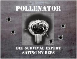 Bee Pollenator Commando