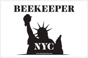 New York City Liberty Beekeeper