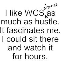 I love WCS