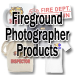 Fireground Photographer Products