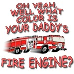 Daddy's Fire Truck