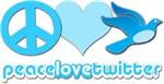 Peace Love & Twitter