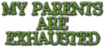 Exausted Parents
