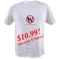 NEW! Discount T-Shirts