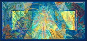 Mayahuel Mural