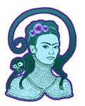 Frida Turquesa