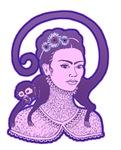 Frida in Lavender