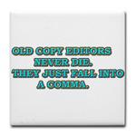 Old Copy Editors Never Die