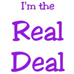 I'm the Real Deal