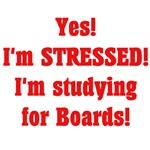 Studying for Boards!