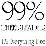 99% Cheerleader