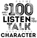 Pay me $100