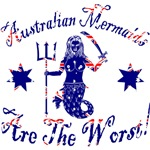 Australian Mermaids are the Worst!