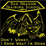 Zax Dragon Training