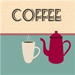 Retro Coffee Design
