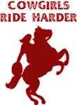 Cowgirls Ride Harder