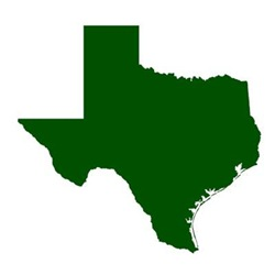 Green Texas Outline