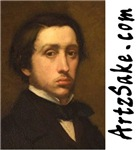 Edgar Degas 1834