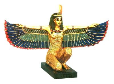 Winged Maat - Clothing/Jewelry