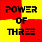 POWER OF THREE; NOT GOLDMAN SACHS