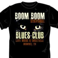 Boom Boom Vintage Blues Club