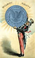 Uncle Sam and The Silver Dollar