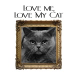 Love My Cat!