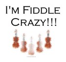 I'm happily fiddle CRAZY!!! :)