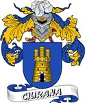 Ciurana Coat of Arms, Family Crest