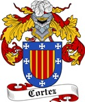 Cortez Coat of Arms, Family Crest