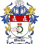 Wordie Coat of Arms, Family Crest