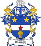 Waugh Coat of Arms, Family Crest