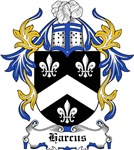 Harcus Coat of Arms, Family Crest
