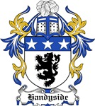 Handyside Coat of Arms, Family Crest