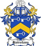 Hairstans Coat of Arms, Family Crest