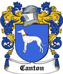 Canton Coat of Arms, Family Crest