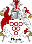Plessis Family Crest